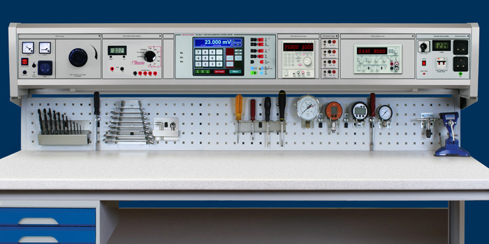 Electrical And Electronic Calibration Bench Time Electronics